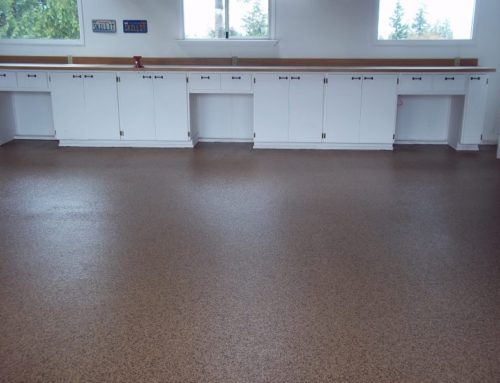Epoxy Floor Coating Mukilteo Washington
