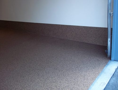 Polyaspartic Garage Floor Coating
