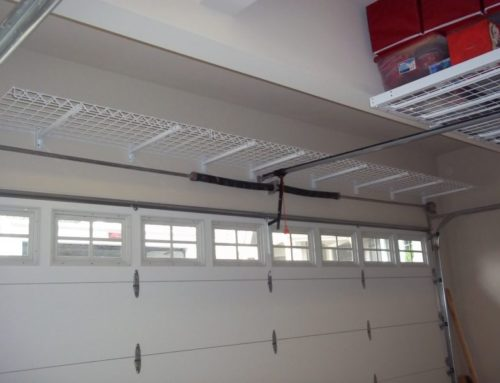 Garage Slat-Wall & Overhead Racks