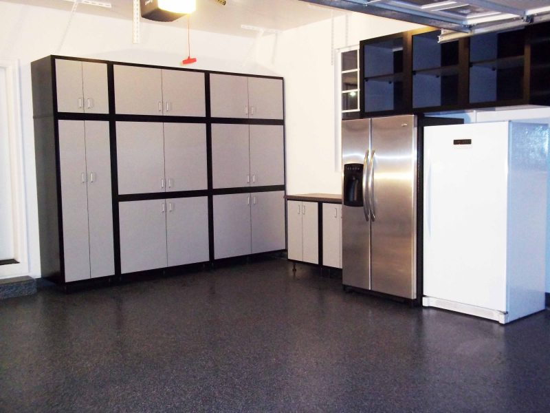 Attractive Custom Garage Storage Cabinets Lynnwood Washington   Garage Floors Seattle  By 5 Star Garage Interiors